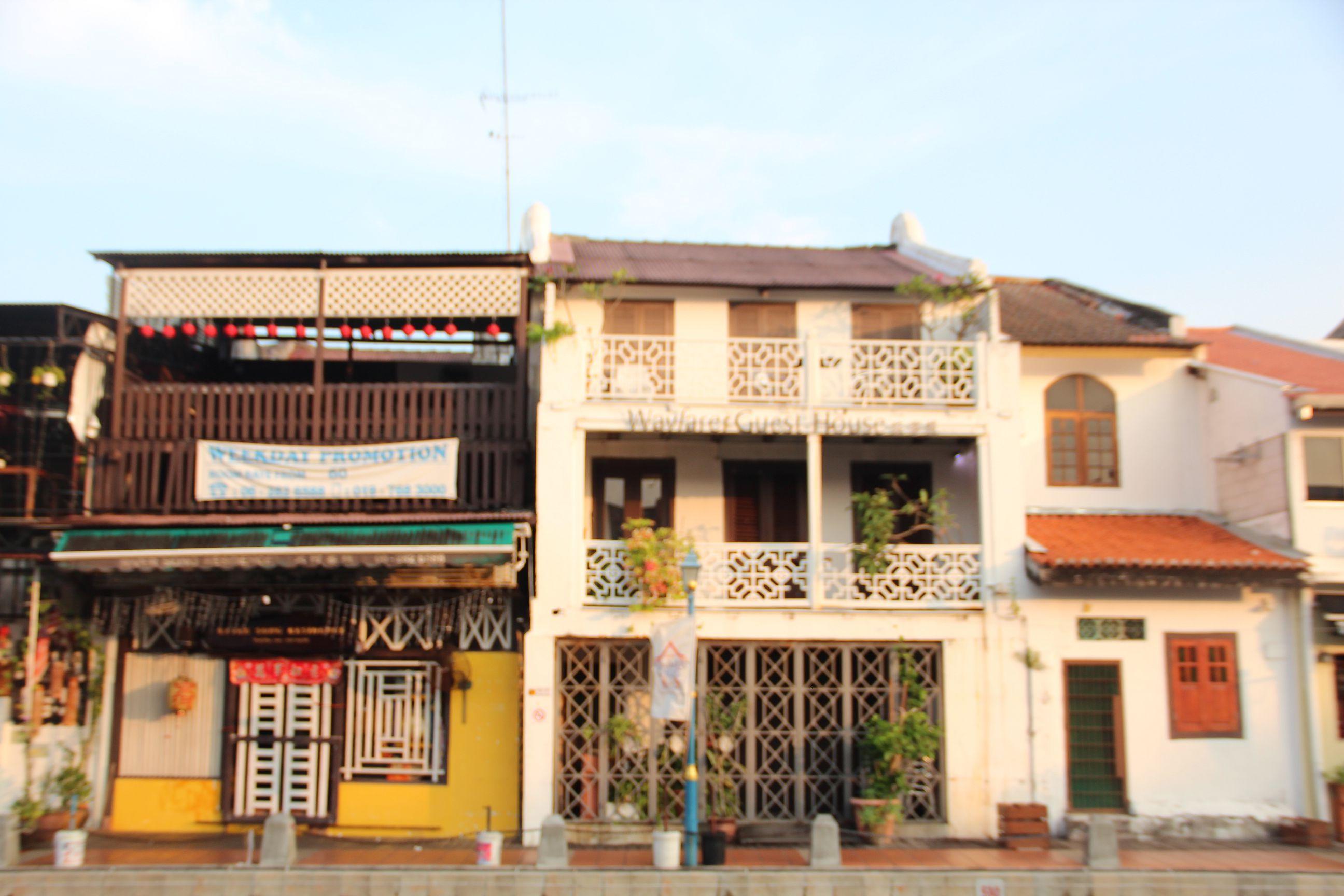 Streets of Melaka