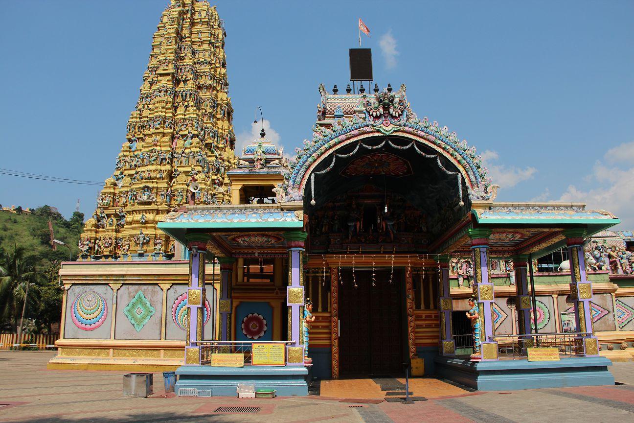 Sri Muthumariamman Temple