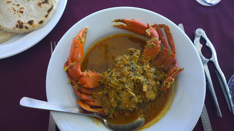 Negombo crab