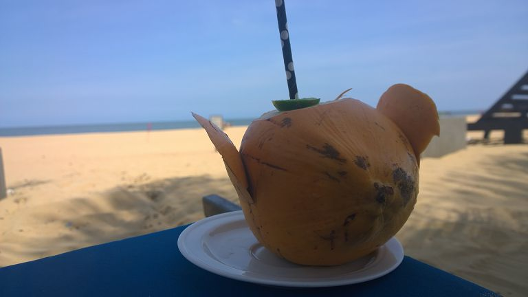 Jetwing sea Negombo beach